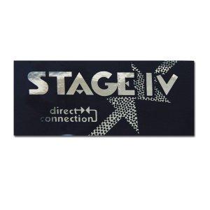 画像: ホットロッド ステッカー STAGE IV Mopar Direct Connection ステッカー
