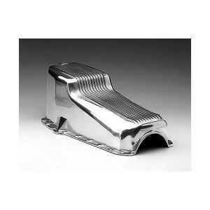 画像: スモール ブロック シェビー フィンド アルミニウム オイル パン