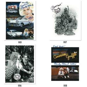 画像: American Graffiti Printings with Autograph (B)