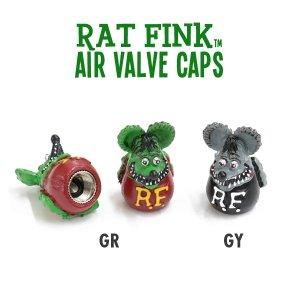 画像: Rat Fink Air Valve Cap (ラットフィンク エア-バルブ キャップ)