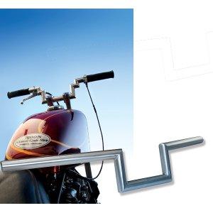 画像: MOON Custom Cycle Shop Original Hadle Bars(ステンレス製).