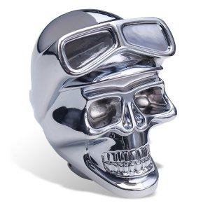 画像: Chrome Skull with Goggle シフトノブ