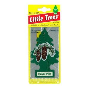 画像: Little Tree エアーフレッシュナー ROYAL PINE