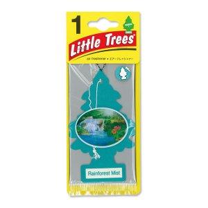 画像: Little Tree エアーフレッシュナー Rainforest Mist