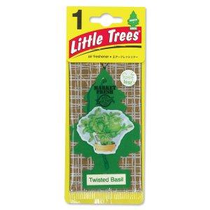 画像: Little Tree エアーフレッシュナー Twisted Basil