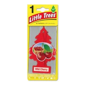 画像: Little Tree エアーフレッシュナー ワイルド チェリー