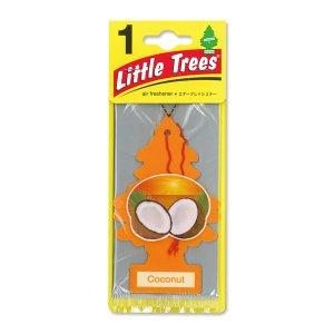 画像: Little Tree エアーフレッシュナー ココナッツ