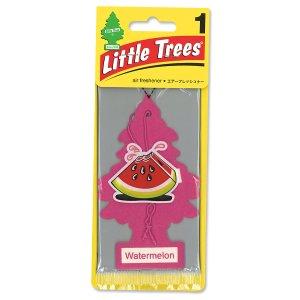 画像: Little Tree エアーフレッシュナー ウォーターメロン