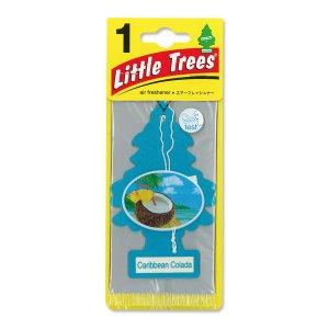 画像: Little Tree エアーフレッシュナー Caribbean Colada