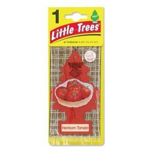 画像: Little Tree エアーフレッシュナー Heirloom Tomato