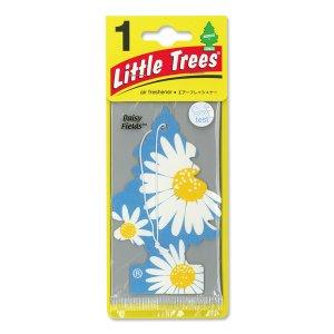画像: Little Tree エアーフレッシュナー Daisy Fields