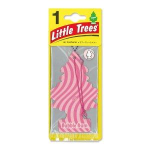 画像: Little Tree エアーフレッシュナー Bubble Gum