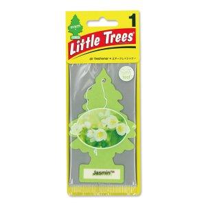 画像: Little Tree エアーフレッシュナー Jasmin