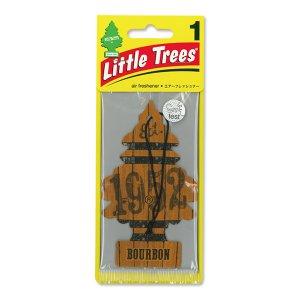 画像: Little Tree エアーフレッシュナー Bourbon