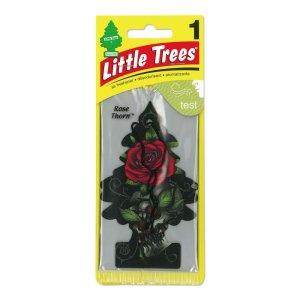 画像: Little Tree エアーフレッシュナー ローズ ソーン
