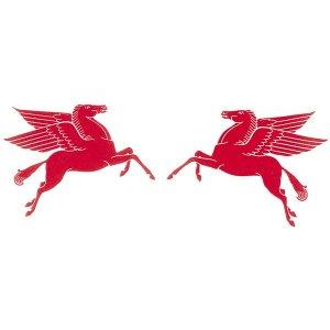 画像: ホットロッド ステッカー Pegasus Mobil 左右ペアステッカー