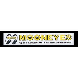 画像: MOONEYES バンパー ステッカー