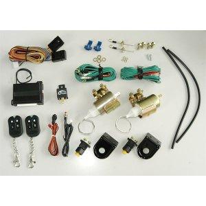 画像: AUTOLOC製 シェイブド ドア ハンドル キット 2ドア用 15lbs