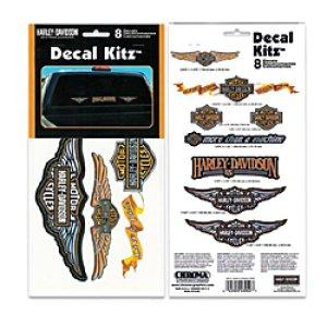 画像: Decal Kitz デカール HARLEY-DAVIDSON
