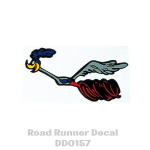 画像: ロード ・ ランナー デカール 11.5×6cm