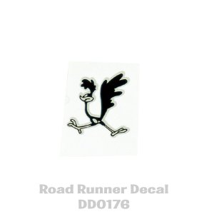 画像: ロード ・ ランナー デカール 5×5cm