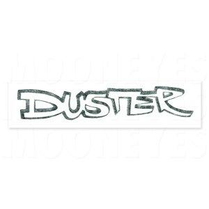 画像: ホットロッド ステッカー DUSTER Decal