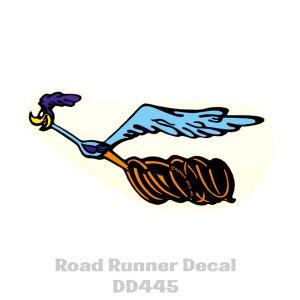 画像: ロード ・ ランナー デカール LH 6.25インチ
