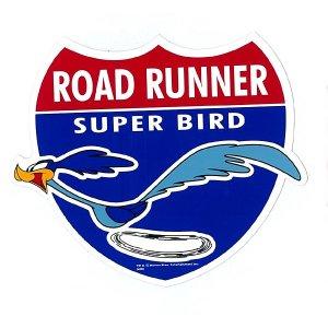 画像: ロード ・ ランナー デカール Route RR