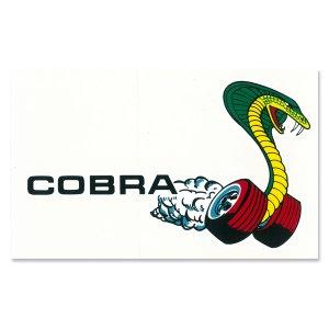 画像: HOT ROD ノスタルジック ステッカー COBRA ウィンドー デカール