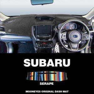 画像: SUBARU(スバル)用 オリジナル サラペ DASH MAT (ダッシュマット)