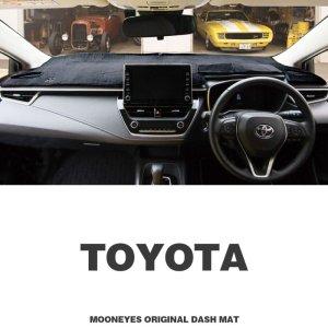 画像: TOYOTA(トヨタ)用 オリジナル DASH MAT (ダッシュマット)