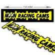 画像1: MOON Racing Cams ステッカー (1)