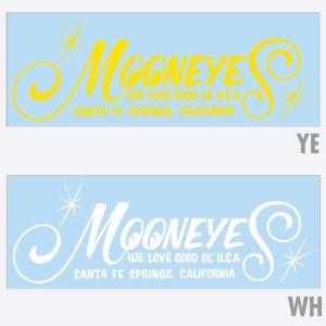 画像: MOONEYES Logo 抜き Sticker