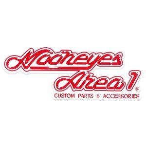 画像: MOONEYES Area-1 Decal