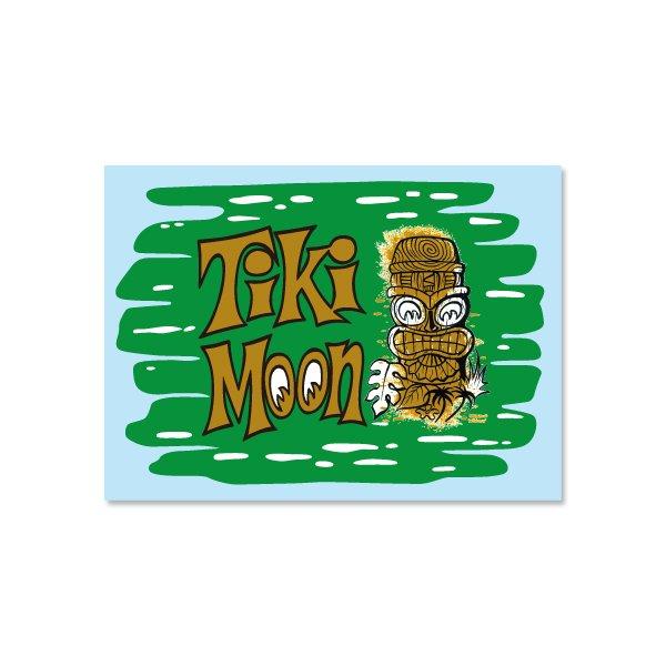 画像2: Tiki MOON ステッカー (2)