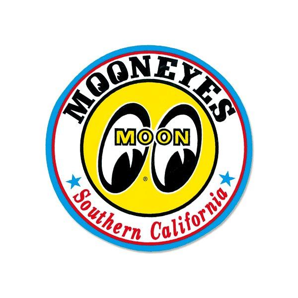 画像2: MOONEYES Southern California ステッカー (2)