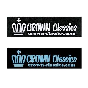 画像: CROWN Classics 抜きデカール