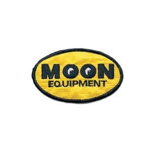 画像: MOON Equipment オーバル パッチ 6 x 10cm