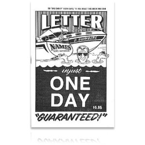画像: ED ROTH BOOK ONE DAY LETTER