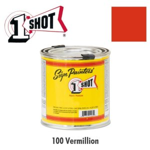 画像: バーミリオン 100  -1 Shot Paint 237ml