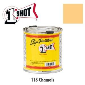 画像: シャモア 118 -1 Shot Paint 237ml