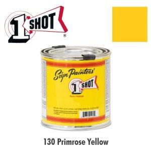 画像: プライムローズ イエロー 130 -1 Shot Paint 237ml