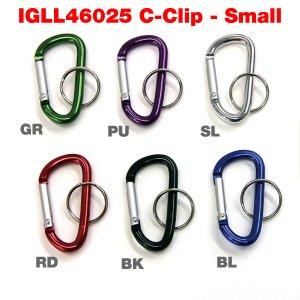 画像: Lucky Line C-Clip (カラビナ) - Small Size