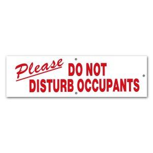 画像: 静かに! 住人の邪魔をしないでください