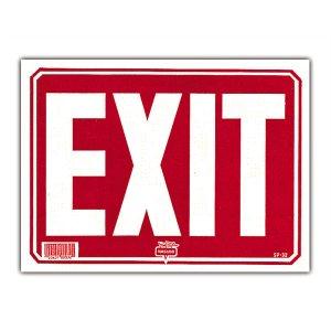画像: EXIT ? 出口