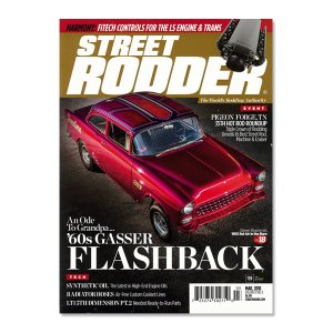 画像: Street Rodder Vol. 47 No.3 March 2018