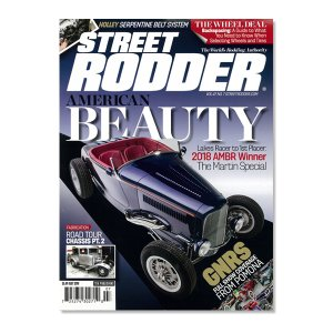 画像: Street Rodder Vol. 47 No.7 July 2018