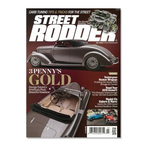 画像: Street Rodder Vol. 48 No.7 July 2019