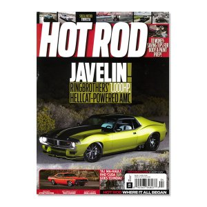 画像: HOT ROD April 2018