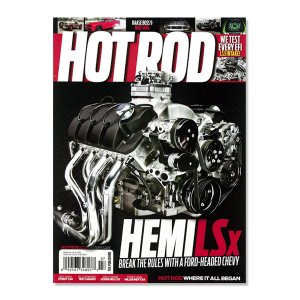 画像: HOT ROD July 2018